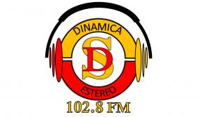 DINAMICA ESTÉREO 102.8 FM